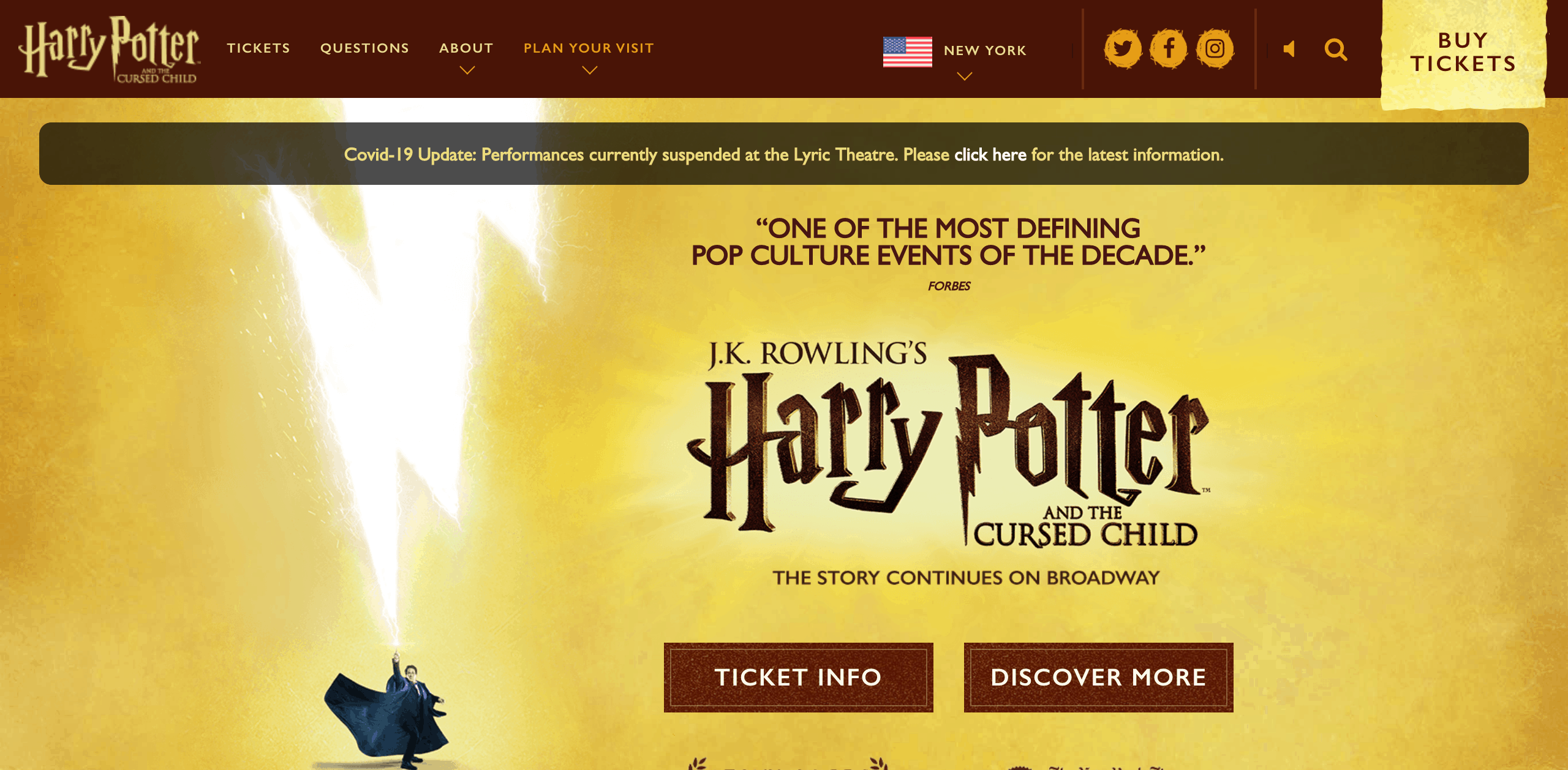 Harry Potter play: 2019 ~ WordPress development expert